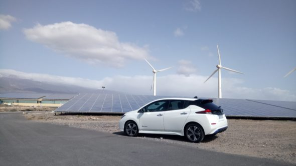 Elektromobilność OZE
