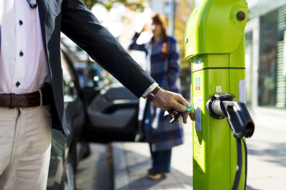 Fortum Charge & Drive elektromobilność