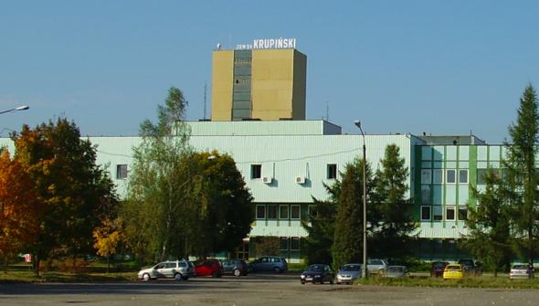 Kopalnia Krupiński. Fot. Wikipedia Commons