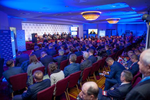 Konferencja POWERPOL w Warszawie 29 – 30 stycznia 2018. Fot. POWERPOL
