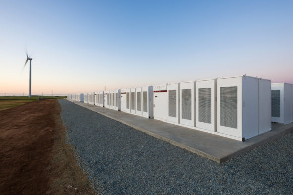 Magazyn energii Tesla