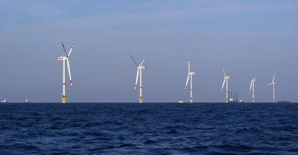 morskie farmy wiatrowe offshore oze