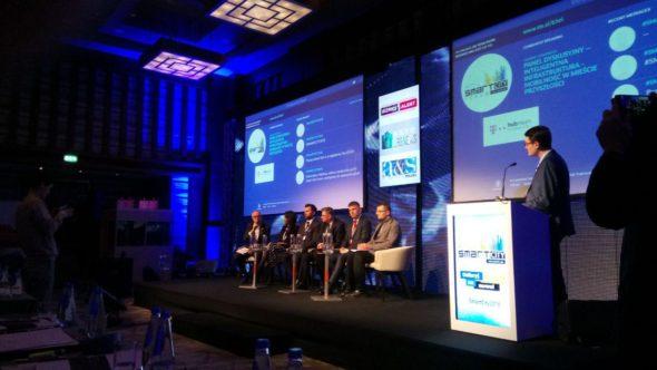 Drugi dzień Smart City Forum. Fot. BiznesAlert.pl