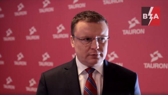 Marek Wadowski, wiceprezes Grupy Tauron ds. finansowych Fot. BiznesAlert.pl