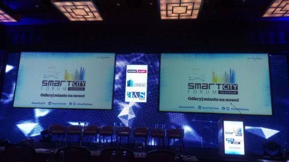 Smart City Forum. Fot. BiznesAlert.pl