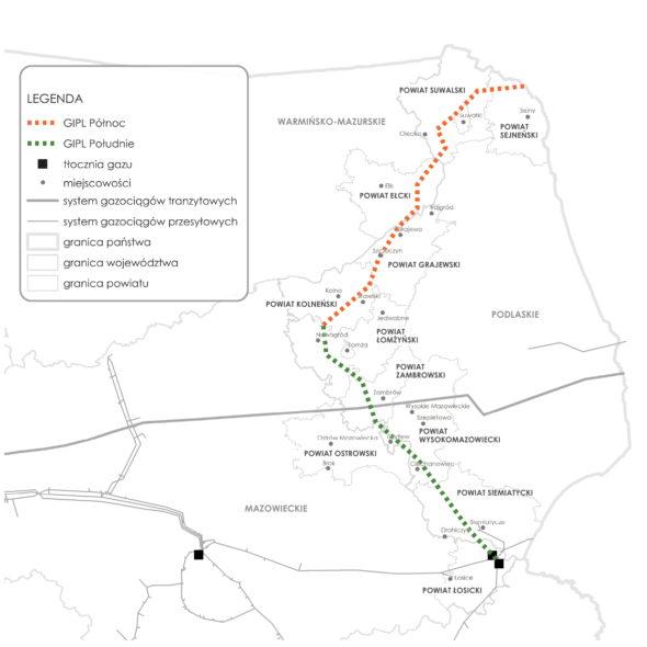 Gazociąg Polska – Litwa GIPL. Fot. Gaz-System