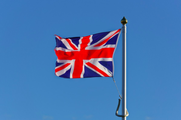 wielka brytania flaga