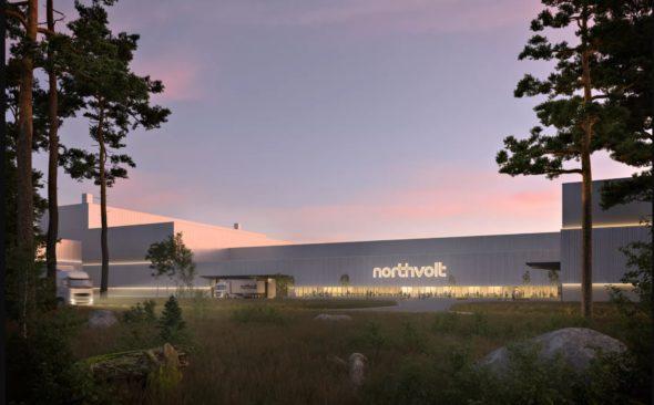 Northvolt Labs. Źródło: Northvolt