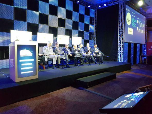 Dyskusja na konferencji EuroPower2018. Fot. BiznesAlert.pl