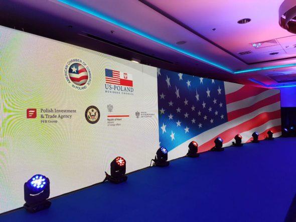 Polsko-Amerykański Szczyt Gospodarczy. Fot. BiznesAlert.pl