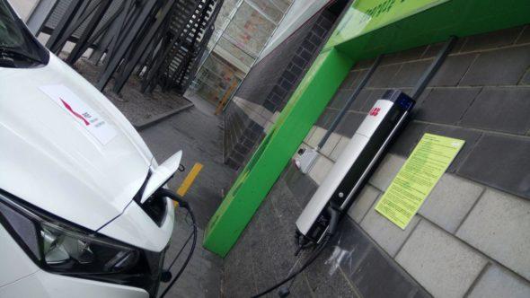 eRajd 2 elektromobilność samochód elektryczny