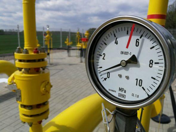 gaz rura gazociąg