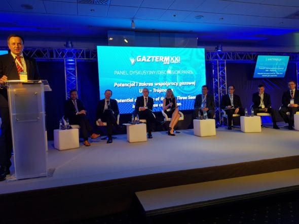 Konferencja GAZTERM2018 w Międzyzdrojach. Fot. BiznesAlert.pl