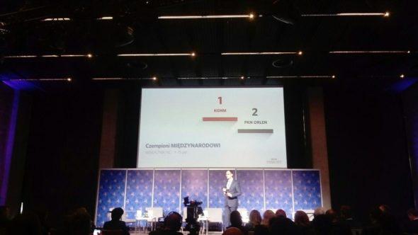 """Podczas Europejskiego Kongresu Gospodarczego odbył się panel """"Narodowe czempiony – ambicje i perspektywy"""". Fot. BiznesAlert.pl"""