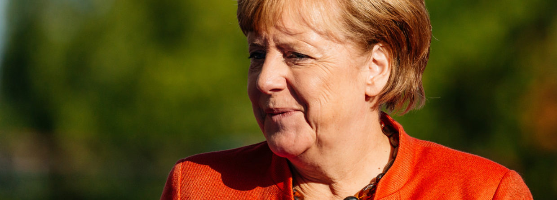 Angela Merkel. Źródło: Flickr