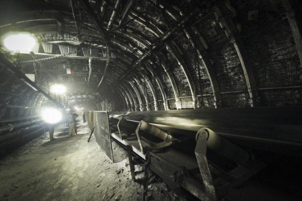 Bogdanka węgiel górnictwo kopalnie