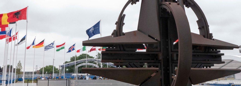 Kwatera główna NATO w Brukseli. Fot. NATO