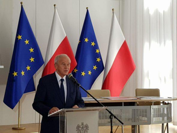 Minister energii Krzysztof Tchórzewski. Fot. BiznesAlert.pl
