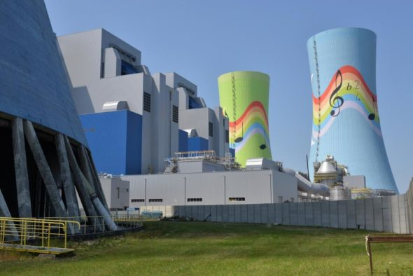 PGE Elektrownia Opole. Fot. PGE