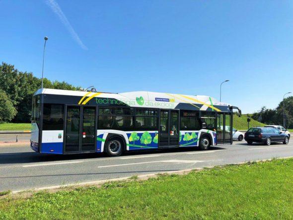 autobus elektryczny kraków ev elektromobilnosc