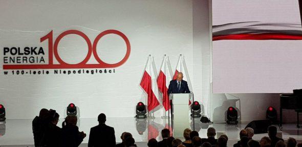 Krzysztof Tchórzewski 100lecie niepodległości