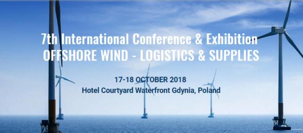 "Konferencja ""Offshore Wind Logistics & Supplies 2018"""