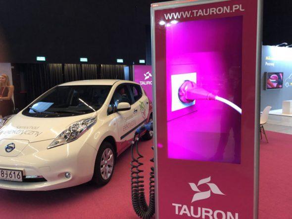 Tauron elektromobilność