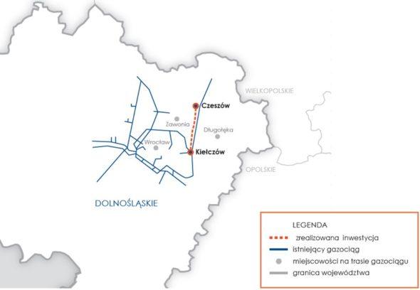 Czeszow-Kielczow_mapa