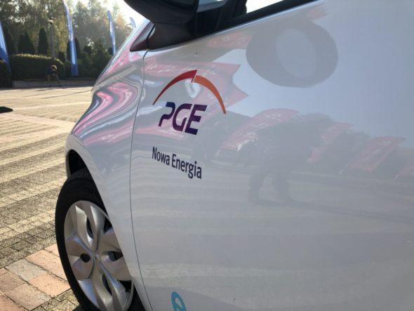 PGE nowa energia elektromobilnosc