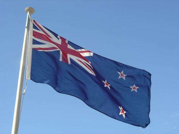nowa zelandia flaga