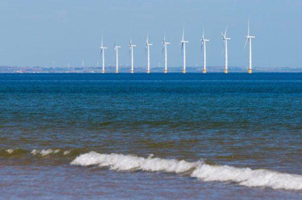 morskie farmy wiatrowe offshore