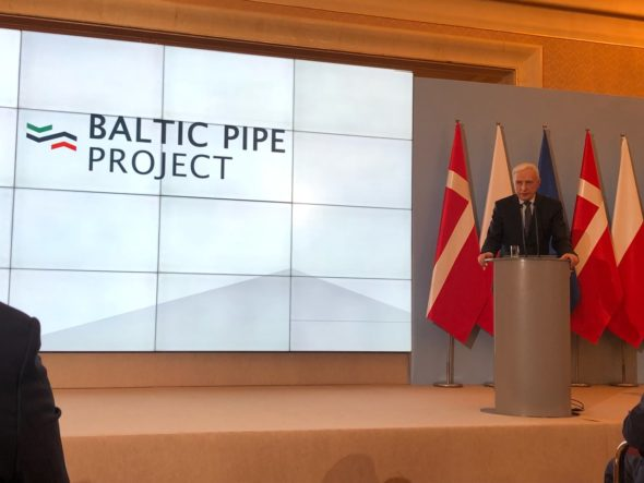 Naimski Baltic Pipe