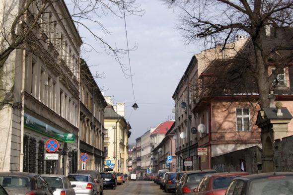 Krakowski Kazimierz. Źródło: Wikipedia