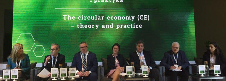 Gospodarka o obiegu zamkniętym na EEC Green. Fot. BiznesAlert.pl