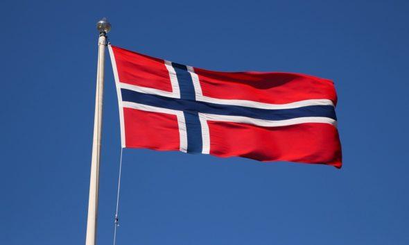 norwegia flaga norwegii