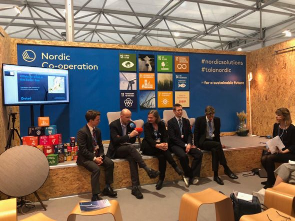 """Baltic – Nordic Solutions and Scenarios to meet the Paris Targets"", Fot. BiznesAlert.pl"