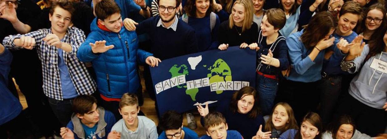 Młodzieżowy Strajk Klimatyczny. Fot. organizatorów