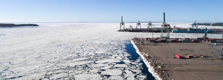 Zatoka Fińska. Fot. Nord Stream 2 AG