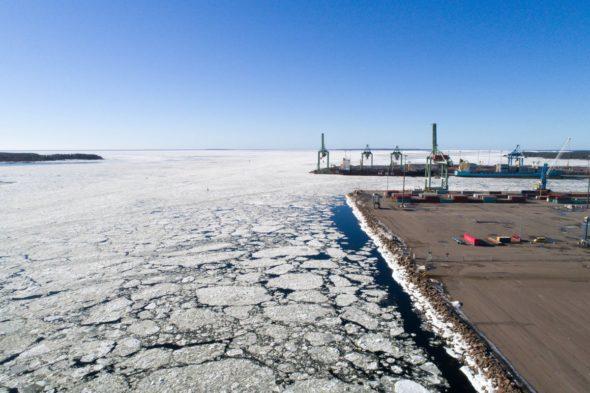 Nord Stream 2 Zatoka Fińska