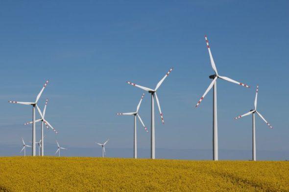 PGE farmy wiatrowe