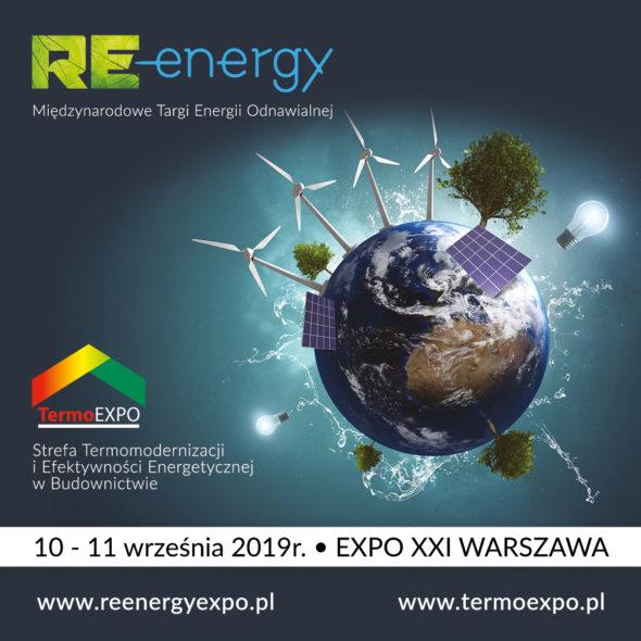 Re-Energy Expo 2019