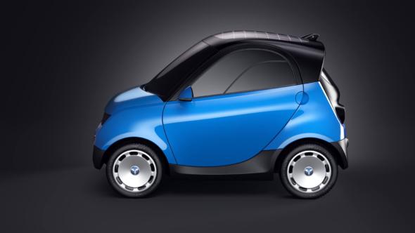 SEVi EV samochód elektryczny