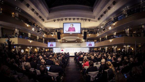 Angela Merkel MSC 2019
