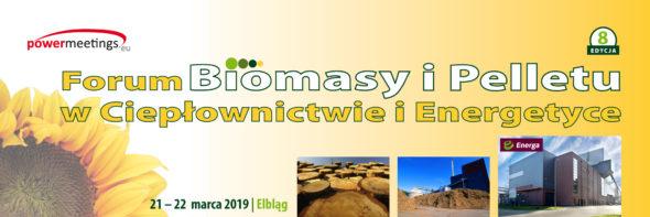 III Forum Biomasy i Pelletu w Ciepłownictwie i Energetyce Patronat