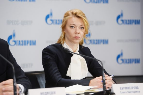 Elena Burmistrowa