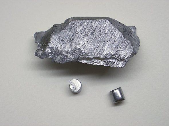 wanad metal surowce