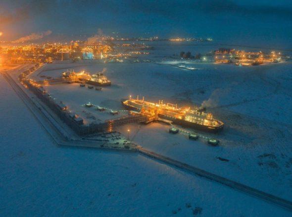 Yamal LNG Novatek