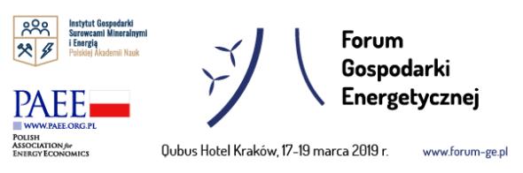 Forum Gospodarki Energetycznej Kraków 2019 PATRONAT BiznesAlert.pl