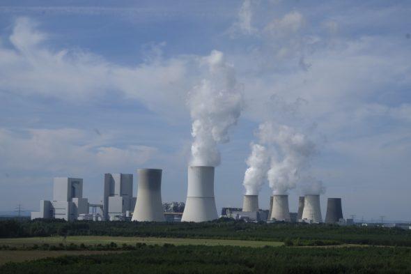 Elektrownia Boxberg na węgiel brunatny