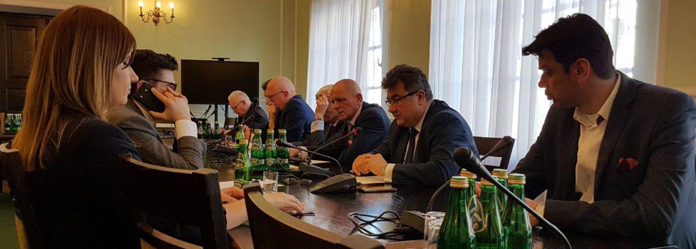 Dyskusja o Złoczewie w Sejmie. Fot. BiznesAlert.pl